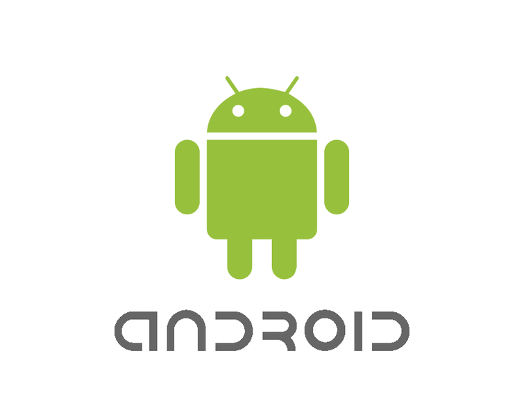 android-with-text